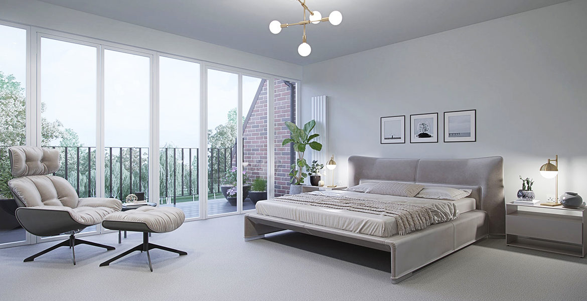Best design ideas for a bedroom extension