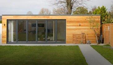 Outbuilding Design London